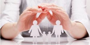 защита семьи лр баннер
